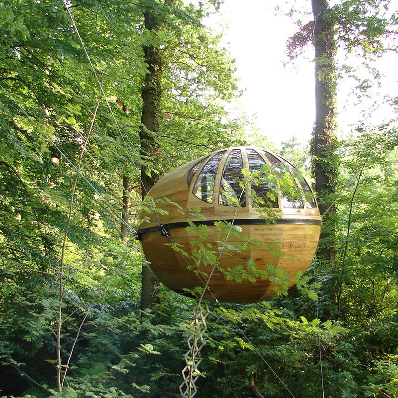 tijd voor avontuur boomhut